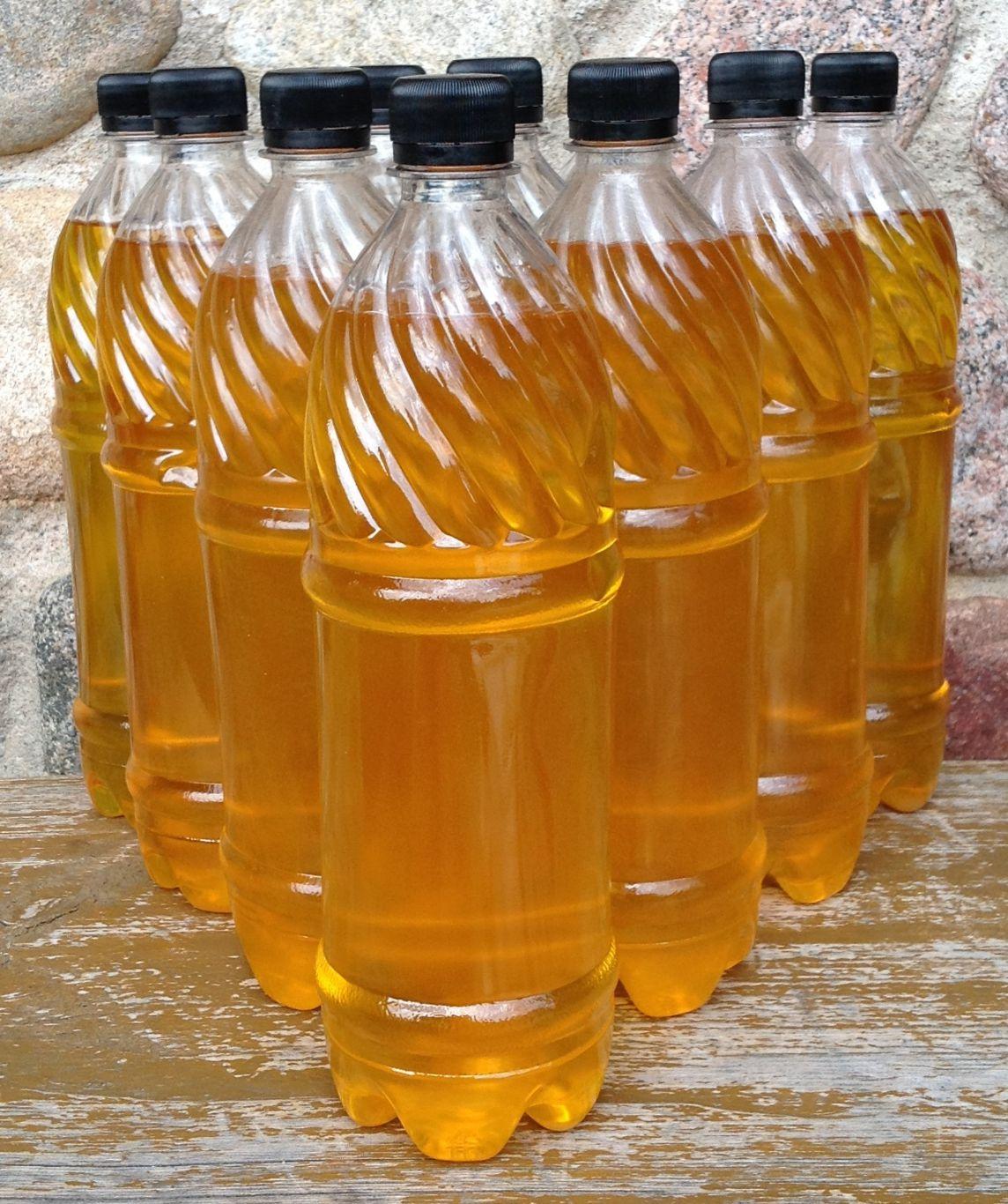 Подсолнечное масло в быту 2