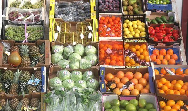 Овощи оптом в спб мелкий опт